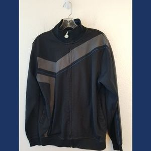 Men's Billabong Active Zip Up Jacket Sz Large